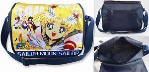 Sailor moon Anime Manga Tasche Tragtasche Messenger Bag 34x26X9cm Neu