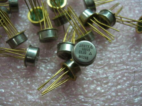 Quantité 1x 4N49 JANTX négatif Positif Négatif-sortie dc-Input Optocouple