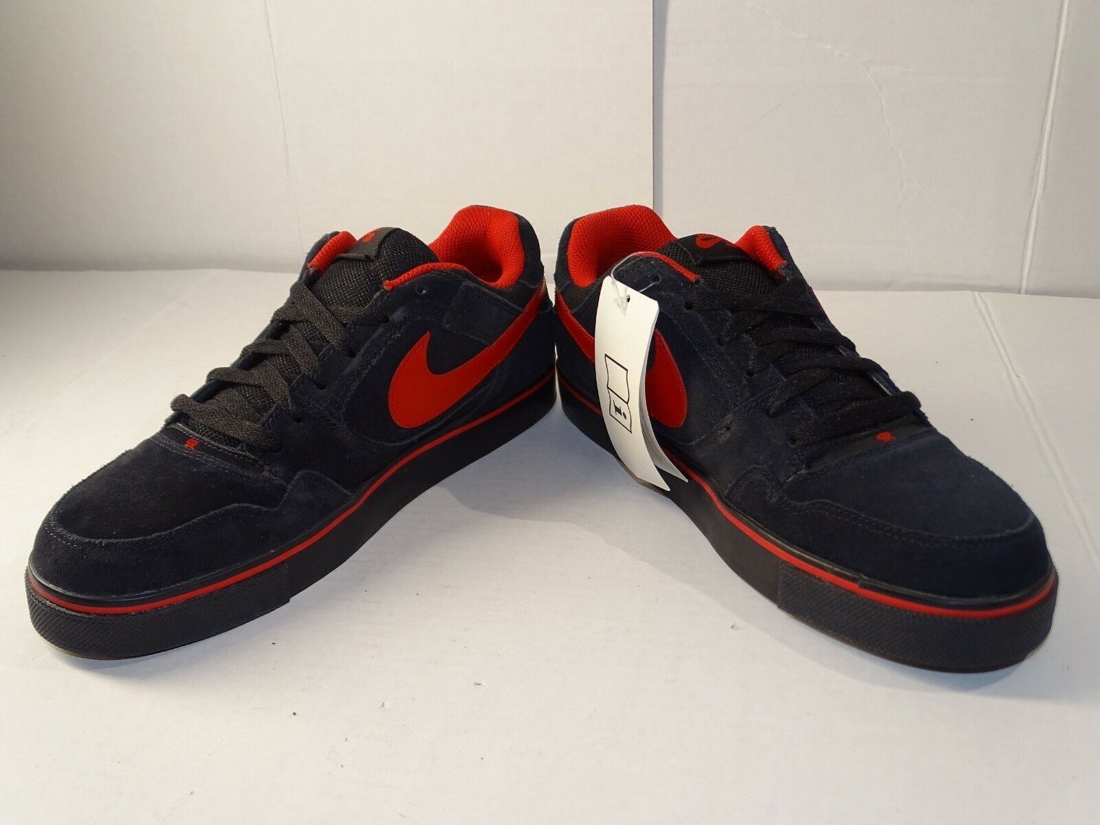Men's Nike SB Zoom PAUL RODRIGUEZ 2.5 Black   Varsity Red 386613-004 shoes 9