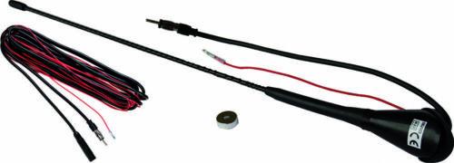 BRANCHER 16 v avec Amplificateur 450 cm Câble Longueur 49 cm stablänge
