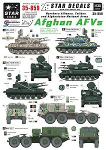 Star-Decals-1-35-Afghan-AFV-ZSU-23-4-MAZ-537-BRDM2-BRDM2-Sagger-BTR-70-35859