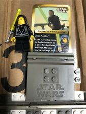Lego Classic Star Wars Luke Skywalker Minifigure with stand /& card 3341