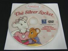 Angelina Ballerina The Silver Locket Dvd 2004 For Sale Online
