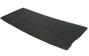 Rv Step Rug 23 Black Polyester Wrap Around Rv Step Cover