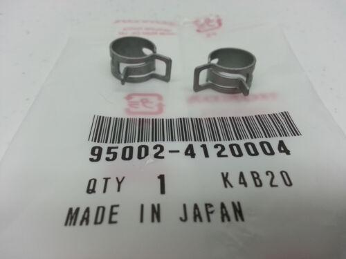 Grommet Honda Toyota Japan 90° PCV Valve 2 Clamps