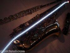 Saxophone Clarinet Flute Oboe 120 LED Leak Light Tester Repair Pad Woodwind Tool