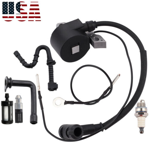 Ignition Coil Spark Plug For Stihl 024 026 028 029 034 036 038 039 chainsaw