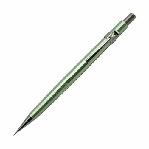 Pentel Sharp P207MK1 Mechanical Pencil Metallic Mint Green 0.7 mm