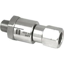 Mosmatic Live Pressure Washer Swivel 4000 Psi 38in Npt M Stainless Stee