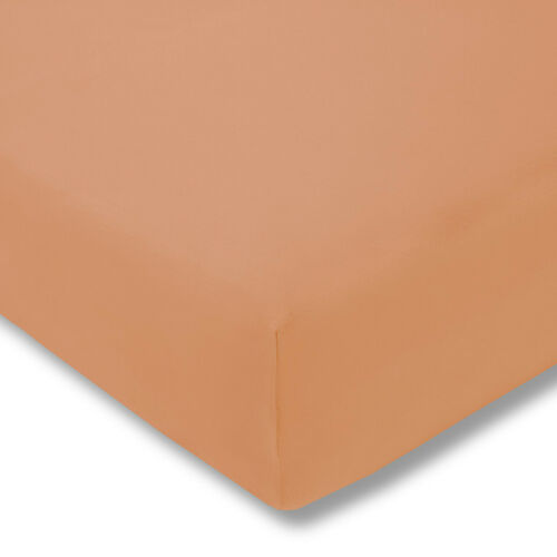 Estella Fitted Sheet Threads Jersey Article 6900 Color Apricot 450