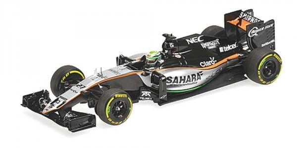Force India Mercedes VJM09 No.27 Formula 1 2016 (Nico Hülkenberg)    Exquisite (mittlere) Verarbeitung