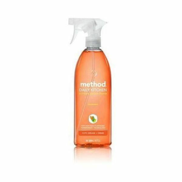 Method Daily Kitchen Surface Cleaner 828ml (5 Pack)
