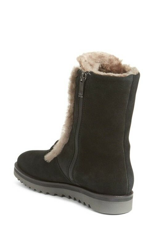 Aquatalia Winter Boots Payton Suede Mid-Calf Boots  Made Made Made in  254896
