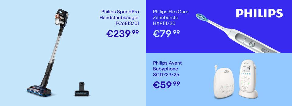 Preisalarm bei Philips! — Zum Sale - Preisalarm bei Philips!