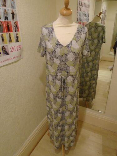 Lime Dress Capri Leaf 9002b Magnolia Deisgn Long 55FSq0