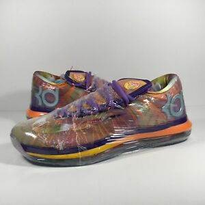 6625d34bfa93 Image is loading Nike-KD-6-VI-Elite-EYBL
