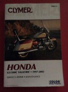 Clymer-Honda-GL1500C-Valkyrie-1997-2003-M462-2