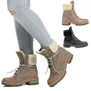 Details about NEW Timberland Women's Courmayeur Valley Shearling Waterproof 6 Inches Boots