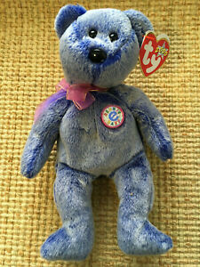 TY Beanie Baby SHERWOOD the Bear  Brand New  Fast 1st Class Shipping