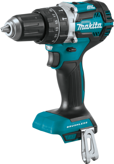 "Makita XPH12Z 18V LXT® Compact Brushless Cordless 1/2"" Hammer Driver‑Drill (Tool"