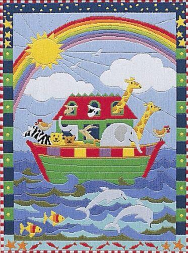Anchor Kit Punto Largo Noah/'s Ark-AL82149 37x28cm.