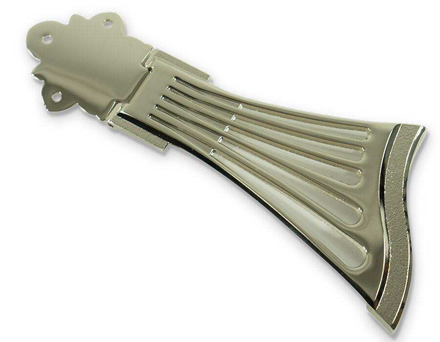 Fan Fan Fan style DIECAST Archtop nobel heavy tailpiece níquel jazz guitar semiacoustic  precio razonable