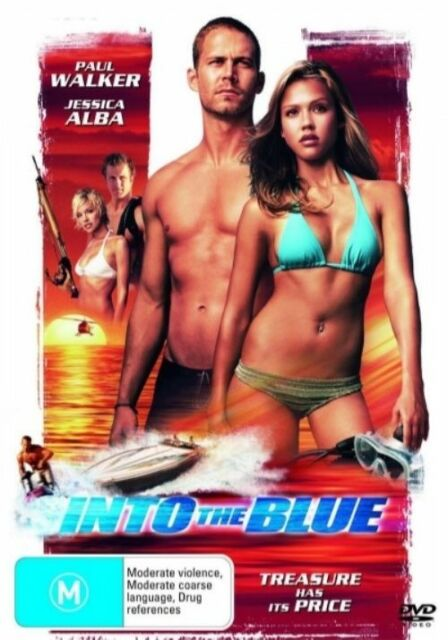 Into The Blue : LIKE NEW DVD