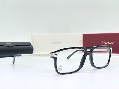 Occhiali Cartier Santos Howard T8101222 Frames Lunettes Sonnenbrille Eyeglasses