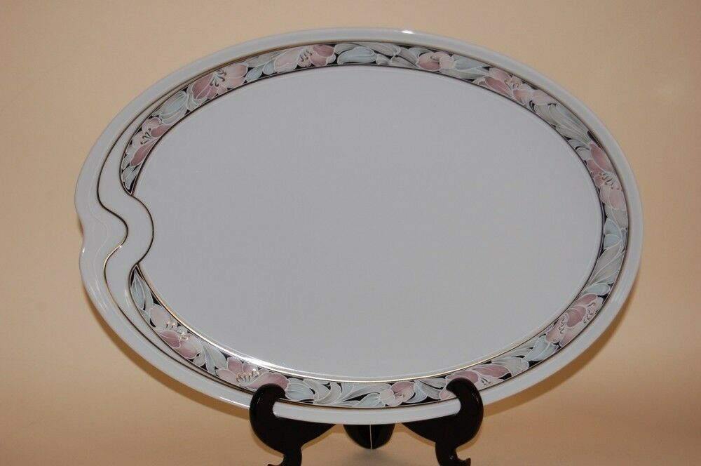 Servierplatte Platte 32cm Domino Tivoli Kaiser Porzellan