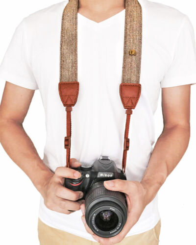 NECK STRAP BELT SHOULDER ADATTO A SONY RX10 A7 A7R A7S A9 MARK I II III IV A6400
