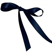 Safisa Top Quality 3mm Satin Ribbon sold by the 3m length