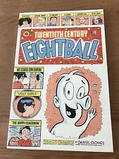 20th Century Eightball by Daniel Clowes SIGNED 16th Softcover ISBN 1-56097-436-2