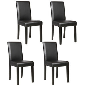 Image Is Loading Dining Chairs Set Of 1 2 4 6