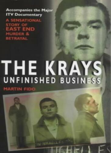 1 of 1 - The Krays, The: Unfinished Business,Martin Fido