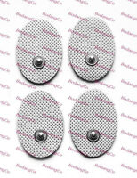 Small Oval Replacement Electrode Massage Pads (20) Pinook Massager Compatible