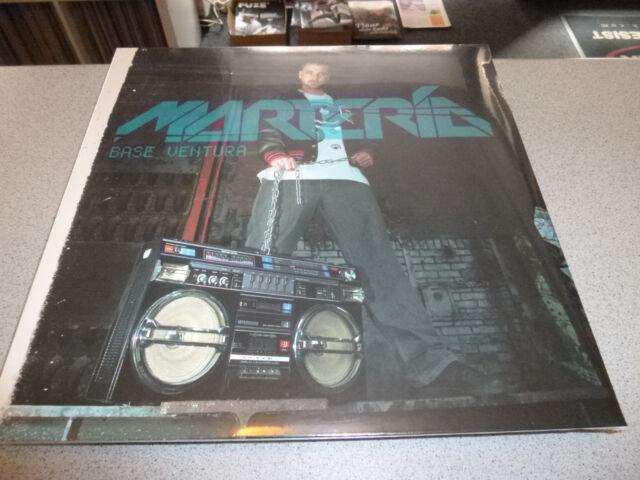 Marteria - Base Ventura -  2LP Vinyl /// Neu & OVP