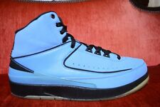 new concept dc435 69a86 item 1 VNDS Nike Air Jordan 2 Retro QF University Blue Black White Size  10.5 395709 401 -VNDS Nike Air Jordan 2 Retro QF University Blue Black White  Size ...