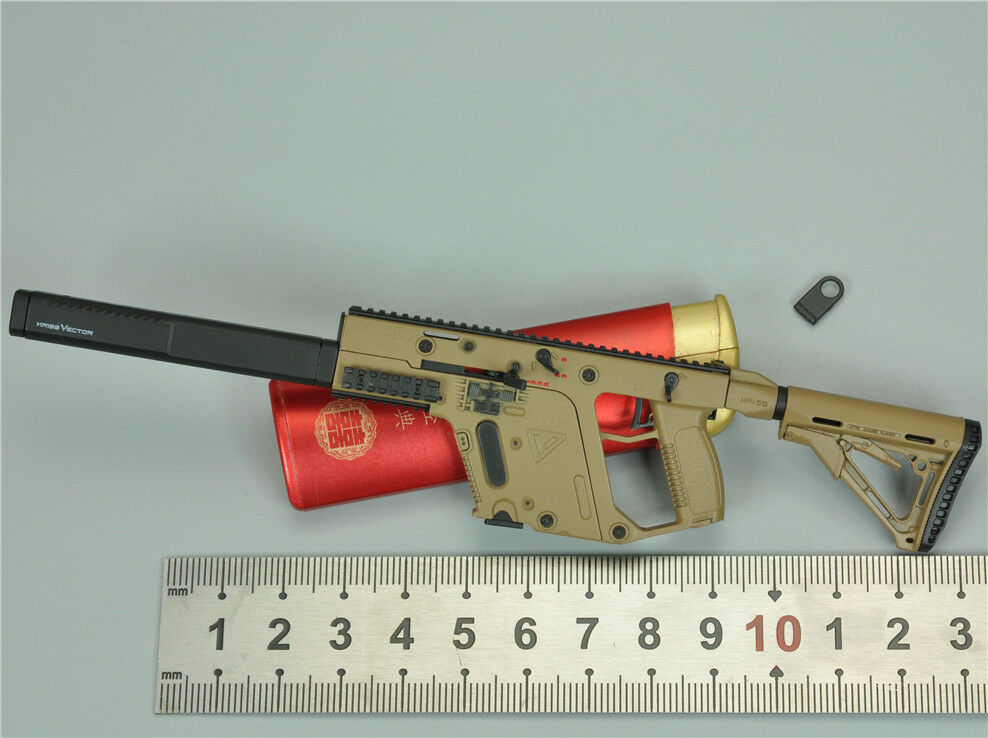 Assault Rifle for ELITE FIREARMS SERIES3 - TACTICAL SET EF015 1 6 Scale