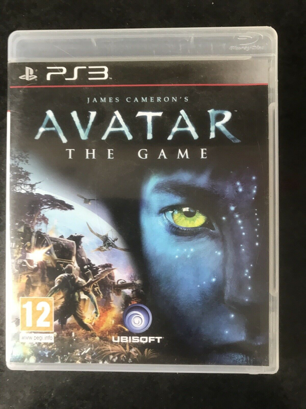 Avatar The Game PS3 COMPLETE IN BOX UNTESTED
