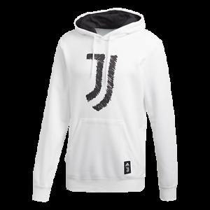 Dettagli su Felpa juventus adidas con cappuccio juve dna uomo calcio bianca 20/21 2020 2021