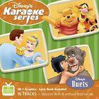 Disney's Karaoke Series: Duets by Disney's Karaoke Series (CD, Mar-2004, Disney)