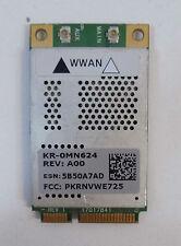 Used Dell MN624 WMAN Mobile Wireless Broadband Mini PCI-E Card KR-0MN624