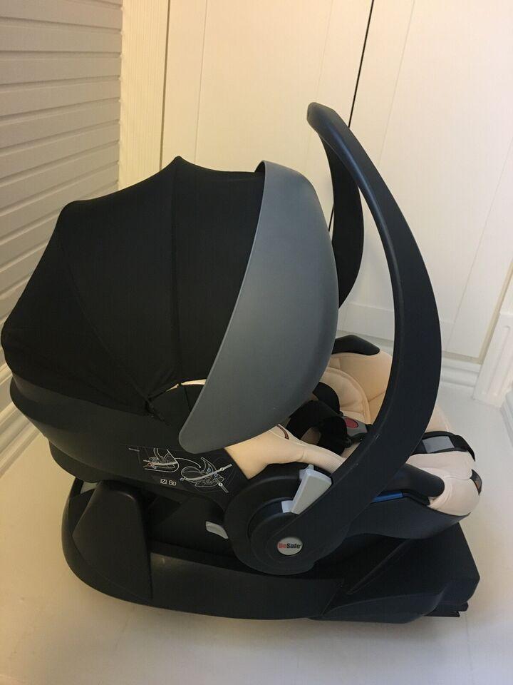 Autostol, op til 13 kg , Be Safe Izi Go