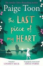 Toon, Paige-Last Piece Of My Heart  BOOK NEW