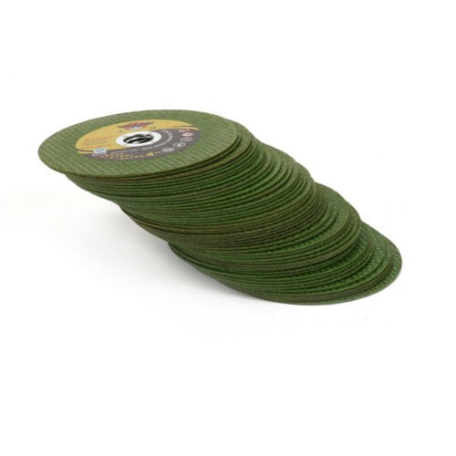 """4/"""" 107mm Resin Metal Cutting Disc Cut Off Blade Wheel for Angle Grinder 30Pcs"""