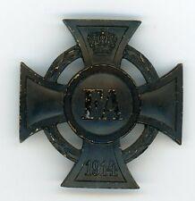 Original Oldenburg Friedrich August-Kreuz 1.Klasse 1914 1. Weltkrieg World War