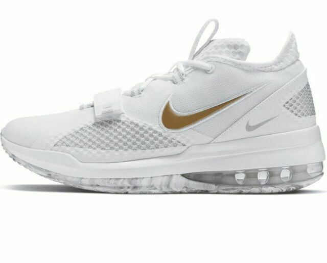 Size 12 - Nike Air Force Max Low White for sale online | eBay