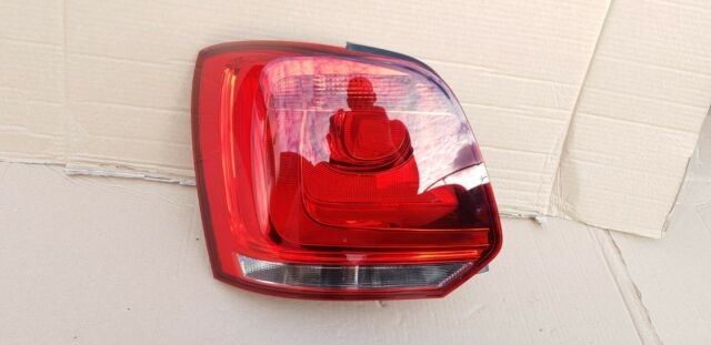 Genuine Volkswagen VW Polo 6R MK5 5 Door Left Rear Brake Light 6R0945111