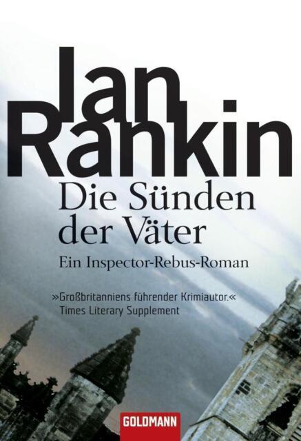 Die Sünden der Väter: der 9. Fall für Inspector Rebus