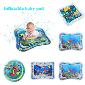 Cartoon-Soft-Baby-Water-Pad-Large-Inflatable-Prone-Pat-Water-Play-Cushion-Toys